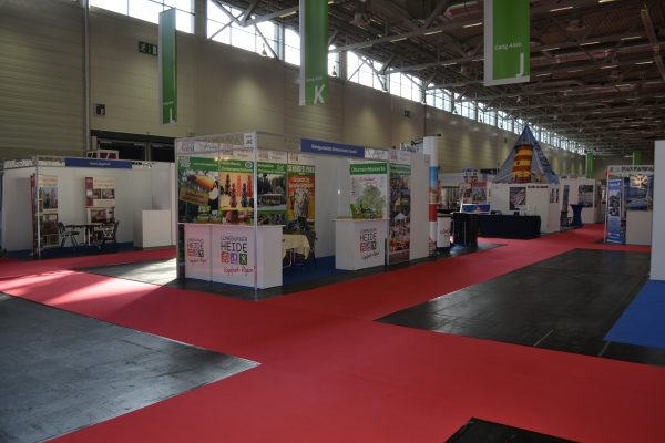 Halle 6 4 600x400 - RDA Group Travel Expo 2016