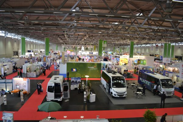 Halle 6   von oben1 600x400 - RDA Group Travel Expo 2016