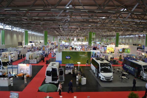Halle 6   von oben4 600x400 - RDA Group Travel Expo 2016