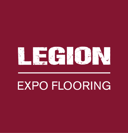 Legion Expo Flooring Logo FINAL - Kontakt